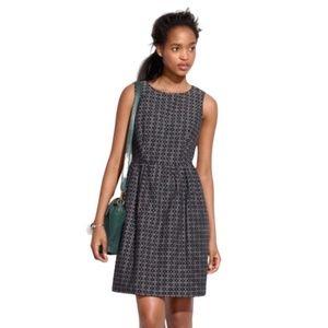 Madewell B40014 Linebreak Black Dress Size 2